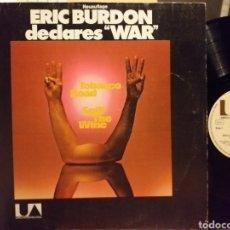 Discos de vinilo: ERIC BURDON DECLARES WAR ALEMANIA 1972. Lote 194238286