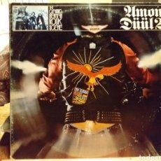 Discos de vinilo: AMON DUUL2 DOBLE LP THE CLASSIC GERMAN ROCK SCENE EDICION ESPAÑOLA 1975 KRAUT. Lote 194238683