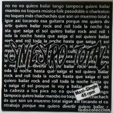 Discos de vinilo: SINIESTRO TOTAL, QUIERO BAILAR UN ROCK & ROLL. DRO, SPAIN 1987 MAXI-LP. Lote 194239255