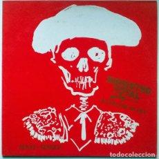 Discos de vinilo: SINIESTRO TOTAL, ALEGRAME EL DIA. DRO, SPAIN 1988 (MAXI-LP). Lote 194240257