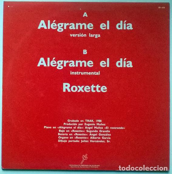 Discos de vinilo: Siniestro Total, Alegrame el dia. Dro, Spain 1988 (Maxi-LP) - Foto 2 - 194240257