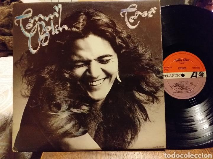TOMMY BOLIN TEASER ESPAÑA 1976 (Música - Discos - LP Vinilo - Pop - Rock - Extranjero de los 70)