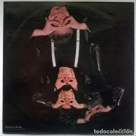 Discos de vinilo: Seguridad Social. Solo para locos. Citra, Spain 1985 Mini-LP - Foto 2 - 194242493