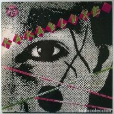 Discos de vinilo: KAKA DE LUXE/ PARAISO. CHAPA, SPAIN 1962 MINI-LP. Lote 194244270