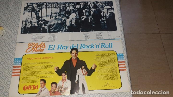 Discos de vinilo: THE BEATLES 1967/1970 Y ELVIS PRESLEY - Foto 2 - 194244361