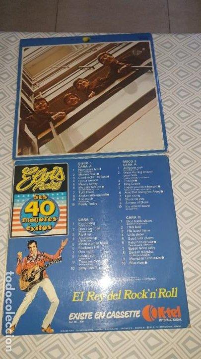 Discos de vinilo: THE BEATLES 1967/1970 Y ELVIS PRESLEY - Foto 3 - 194244361