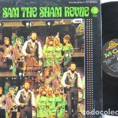 Discos de vinilo: SAM THE SHAM AND THE PHARAOHS / THE SAM THE SHAM REVUE 66, GARAGE, ORIG EDIT USA ! IMPECACABLE !. Lote 194244520