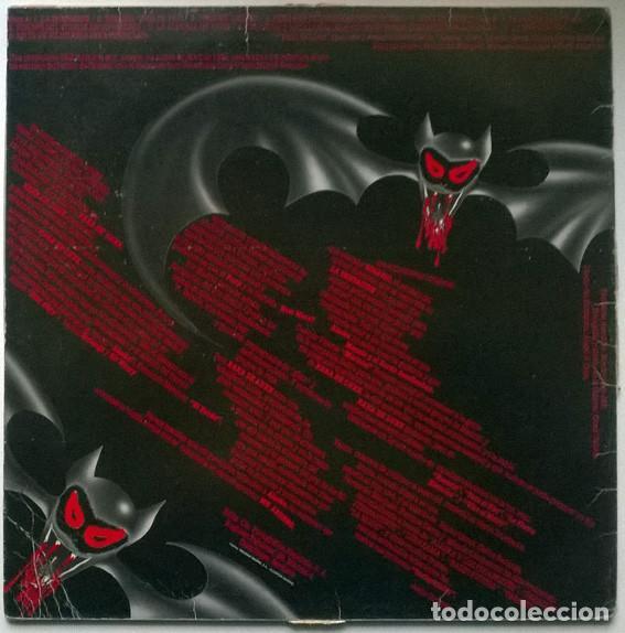 Discos de vinilo: Kaka de Luxe. Las canciones malditas. El fantasma del paraíso, Spain 1983 LP original - Foto 2 - 194244922