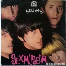Discos de vinilo: SEX MUSEUM. FUZZ FACE, FIDIAS, SPAIN 1987 LP ORIGINAL. Lote 194245877