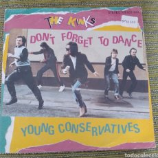 Discos de vinilo: THE KINKS - DON'T FORGET YO DANCE. Lote 194246462