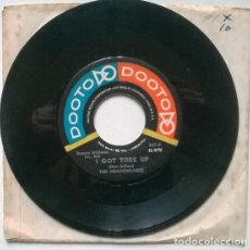 Discos de vinilo: THE MEADOWLARKS. I GOT TORE UP/ ALWAYS AND ALWAYS. DOOTO, USA 1955 SINGLE. Lote 194248077