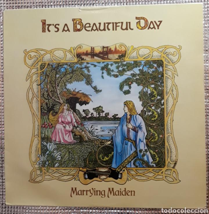 IT'S A BEAUTIFUL DAY : MARRYING MAIDEN (Música - Discos - LP Vinilo - Pop - Rock - Extranjero de los 70)