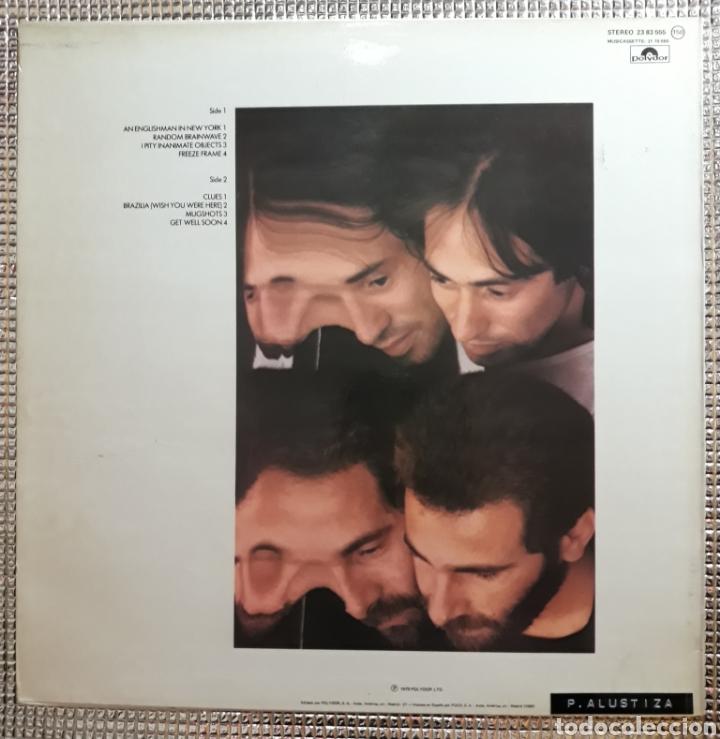 Discos de vinilo: GODLEY & CREME : FREEZE FRAME - Foto 2 - 194252178