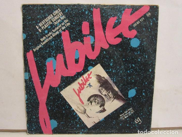 Discos de vinilo: The Original Adam & The Ants - Deutscher Girl - Single - 1982 - Spain - VG+/VG - Foto 2 - 194252705