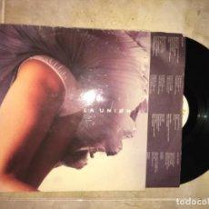 Discos de vinilo: LA UNIÓN: 4X4. Lote 194254523