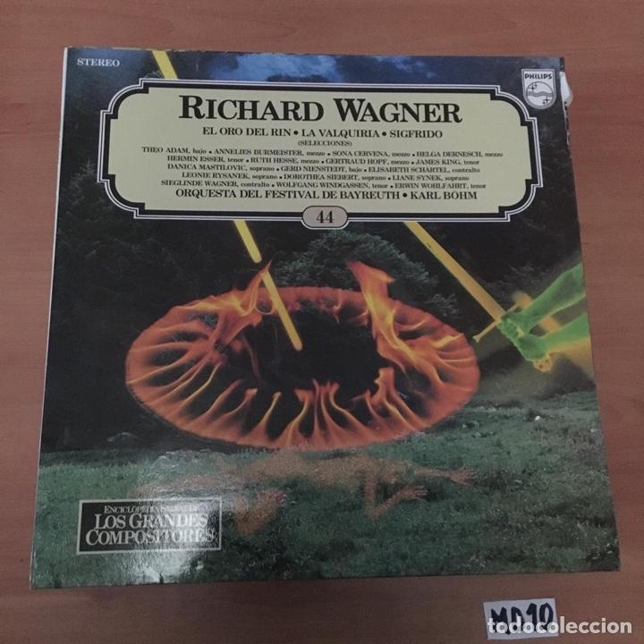 RICHARD WAGNER (Música - Discos - LP Vinilo - Otros estilos)