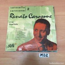 Discos de vinilo: RENATO CAROSONE. Lote 194258040