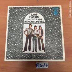 Discos de vinilo: LOS PAYOS. Lote 194258821