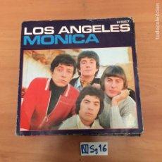 Discos de vinilo: LOS ÁNGELES MÓNICA. Lote 194259195