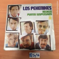Discos de vinil: LOS PEKENIKES. Lote 194260156