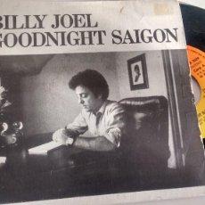 Discos de vinilo: SINGLE ( VINILO) DE BILLY JOEL AÑOS 80. Lote 194260792