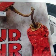Discos de vinilo: SINGLE ( VINILO) DE UN DIA EN LA REVOLUCION AÑOS 90. Lote 194260870