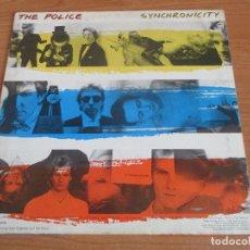 Discos de vinilo: DISCO: THE POLICE - SYNCRHONICITY. Lote 194260958