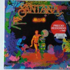 Discos de vinilo: SANTANA-AMIGOS (1976). Lote 194261606