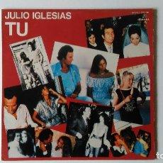Discos de vinilo: JULIO IGLESIAS-TU (1968). Lote 194261631