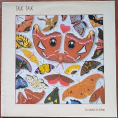 Discos de vinilo: TALK TALK - THE COLOUR OF SPRING (LP) 1986. Lote 194262460