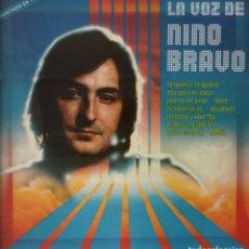 Discos de vinilo: LA VOZ DE NINO BRAVO - LP POLYDOR DE 1980 RF-7816 , BUEN ESTADO . Lote 194263338