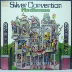 Discos de vinilo: SILVER CONVENTION // MADHOUSE // 1976 // MADE GERMANY //(VG VG). LP. Lote 194264480