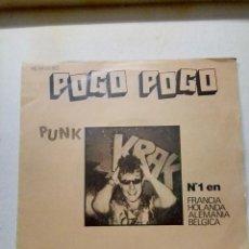 Discos de vinilo: PLÁSTICO BERTRAND POGO POGO.CAPLA POR MOI. Lote 194264653