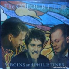 Discos de vinilo: THE COLOUR FIELD // VIRGINS AND PHILISTINES // 1985 // (VG VG). LP. Lote 194266110