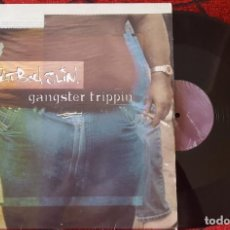 Discos de vinilo: FATBOY SLIM ***GANGSTER TRIPPIN*** MAXI SINGLE VINILO ORIGINAL 1998 UK. Lote 194268970