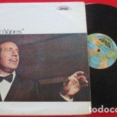 Discos de vinilo: ROBERTO YANES ***** VINILO ORIGINAL FANIA MONO LP. Lote 194271198