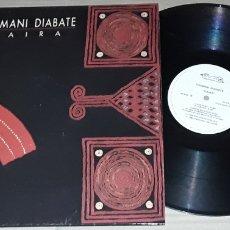 Discos de vinilo: LP - TOUMANI DIABATE - KAIRA - TOUMANI DIABATE. Lote 194272105