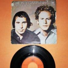 Discos de vinilo: SIMON & GARFUNKEL. SOY UNA ROCA. CBS 1971.. Lote 194273997