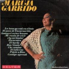 Discos de vinilo: MARUJA GARRIDO - LA LUNA YA ESTÁ EN EL BOTE / LP BELTER RF.7820. Lote 194274198