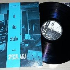 Discos de vinilo: LP - THE SPECIAL AKA - IN THE STUDIO - PROMO - THE SPECIAL - PROMOCIONAL. Lote 194275208