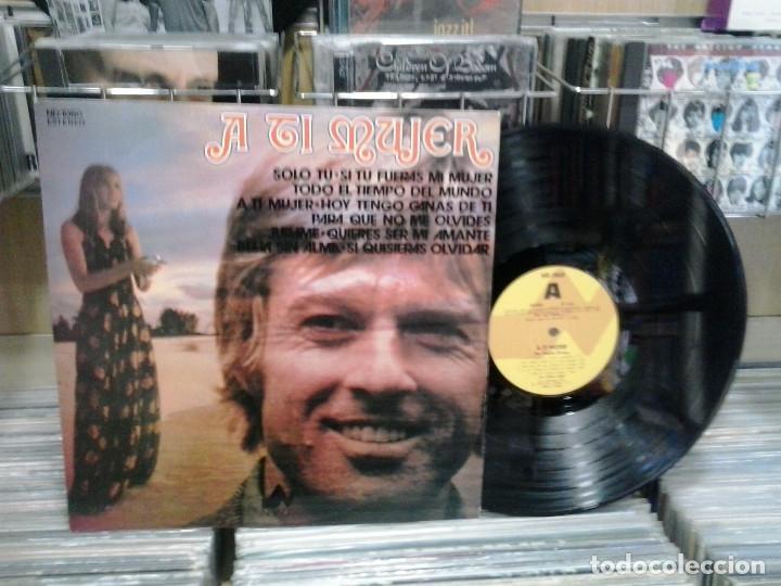 LMV - A TI MUJER. THE STUDIO GROUP. DIAL DISCOS 1977, REF.ND-1060 (Música - Discos - LP Vinilo - Grupos Españoles de los 70 y 80)