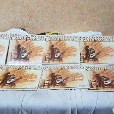 Discos de vinilo: MAGNA ANTOLOGIA DEL CANTE FLAMENCO. Lote 194276675