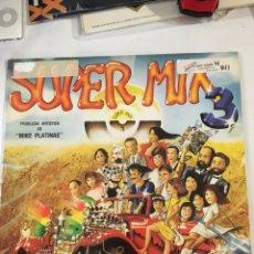 Discos de vinilo: SUPER MIX 3-1988-RARO EN VINILO-MIKE PLATINAS. Lote 194279461
