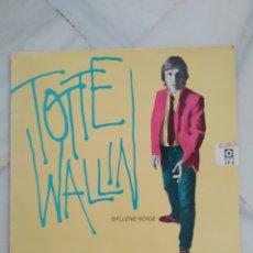 Discos de vinilo: TOTTE WALLIN. GYLLENE NOICE. LP VINILO. 1981. Lote 194281726