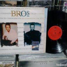 Discos de vinilo: LMV - BROS. CHANGING FACES. CBS/SONY 1991, REF. COL 468817 1. Lote 194282410