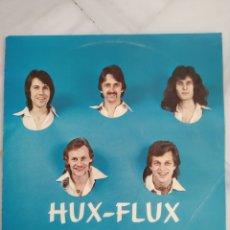 Discos de vinilo: HUX - FLUX. MED LP:N HEJ, HEJ, HEJ. LP VINILO. 1977. Lote 194282522