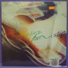 Discos de vinilo: PAUL MCCARTNEY - TRIPPING THE LIVE FANTASTIC - 3XLP EDICIÓN ESPAÑOLA DE 1990. Lote 194282576