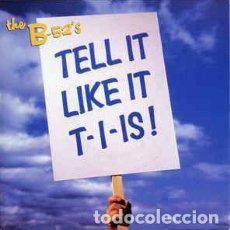 Discos de vinilo: THE B-52'S - TELL IT LIKE IT T-I-IS - SINGLE GERMANY 1992. Lote 194283715