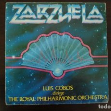Discos de vinilo: LUIS COBOS -ZARZUELA-. Lote 194283883