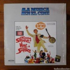 Discos de vinilo: LA MITAD DE SEIS PENIQUES (HALF A SIXPENCE) TOMMY STEELE. Lote 194288627
